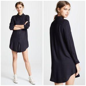 New Rails Bianca Plaid Shirt Dress